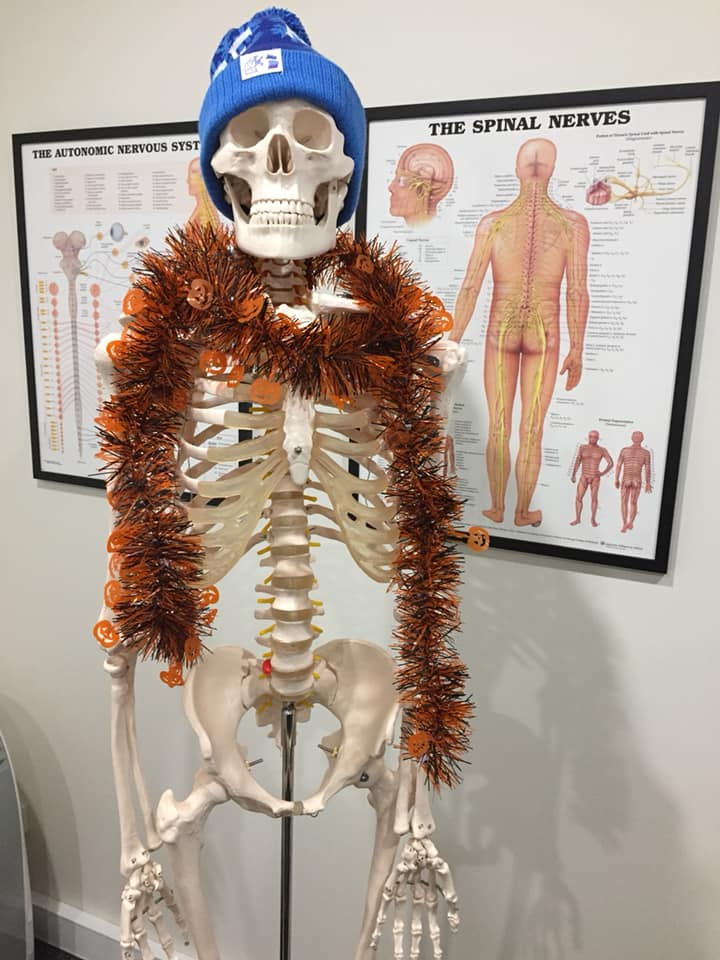 Happy Halloween from Brunswick Chiropractic
